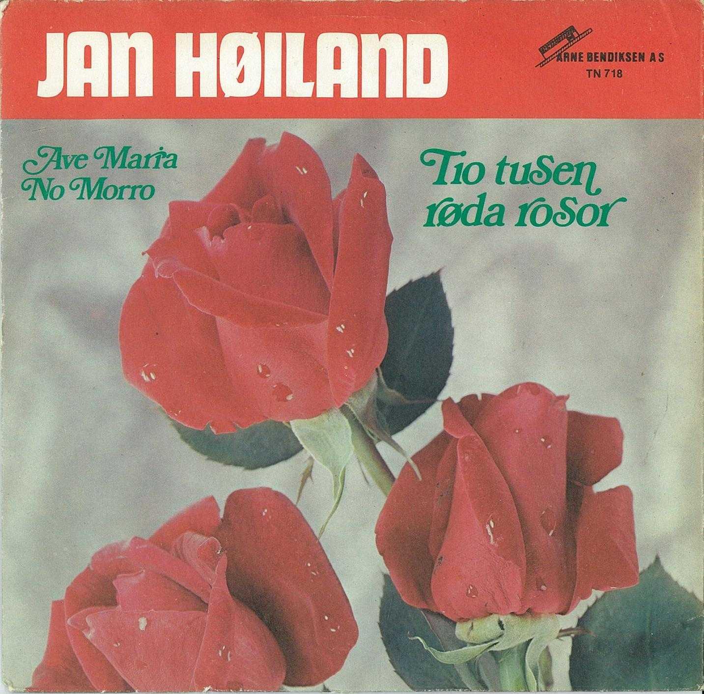 tio tusen røda rosor chords